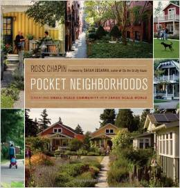 Cover of Pocket Neighborhoods by Ross Chapin